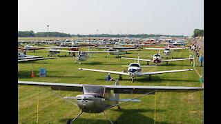 My first trip to Oshkosh AirVenture - 2014