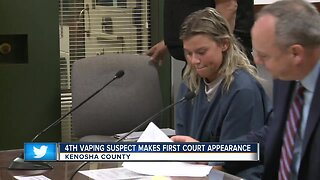 Bond set for 19-year-old charged in illegal vaping operation