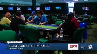 Team Elam Charity Poker tournament