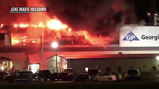 Explosion, fire at Muskogee paper mill