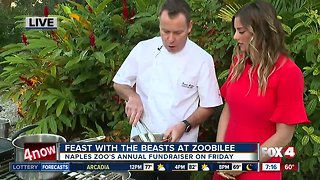 Feast with the beasts at Naples Zoo's annual fundraiser, Zoobilee