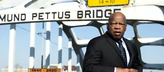 Remembering civil rights icon John Lewis