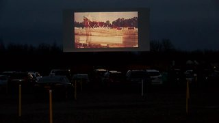 The Transit Drive-In: from a kid's perspective