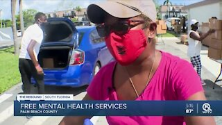 Palm Beach County treatment center expanding services to include free mental health help