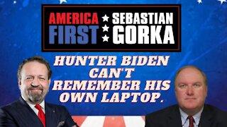 Hunter Biden can't remember his own laptop. John Solomon with Sebastian Gorka on AMERICA First