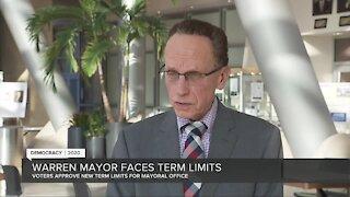 Warren mayor faces term limits
