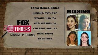FOX Finders Missing Persons: Tonia Renee Stiles