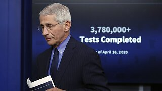 """Dr. Anthony Fauci Quarantining After """"Low-Risk"""" Contact With COVID-19"""