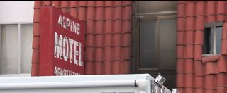 Another lawsuit over Alpine Apartment fire