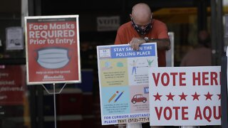 Election Security Experts Expect 'Chaos' Unless Action Taken Quickly