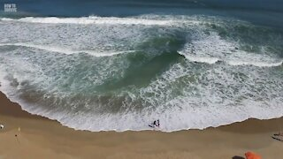 How to Survive a Rip Current