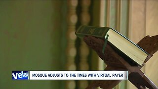 Mosques add virtual prayer