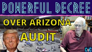 DAD MAKES A DECREE FOR THE ARIZONA AUDIT