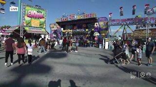 South Florida Fair wraps up near West Palm Beach