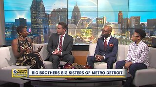 Big Brothers Big Sisters helping both kids and adults