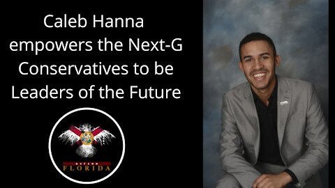 Caleb Hanna Empowers the Next-G to be Leaders