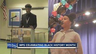 MPS celebrates Black History Month