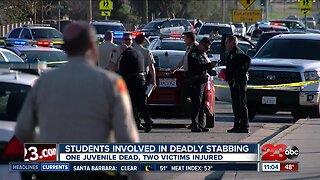 Police continue investigation regarding deadly stabbing near Foothill High School