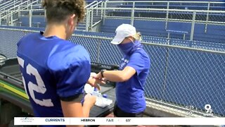 Roles of high school athletic trainers change amidst pandemic