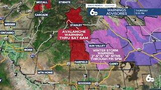 Scott Dorval's Idaho News 6 Forecast - Thursday - 1/28/21