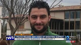Police release new video of shooting suspect
