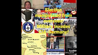 Election Fraud Update: Military invades CIA in Germany