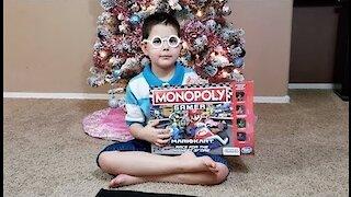 Super Mario Brothers Mario Kart Monopoly Edition