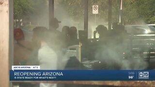 Reopening Arizona presents challenges