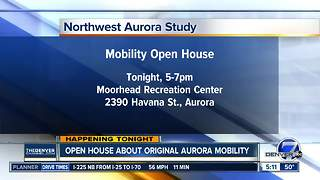 Aurora planning for transportation as city grows
