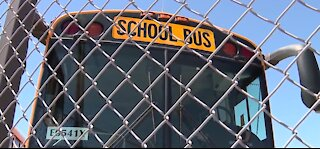 Changes to CCSD school bus rules