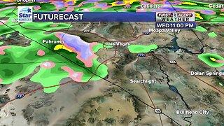 13 First Alert Las Vegas evening forecast | Apr. 7, 2020