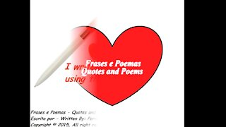 I write your name in my heart [Quotes and Poems]
