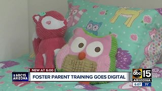 Foster parent training moving some classes to online