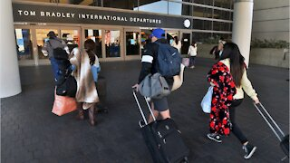 Fauci Warns Of COVID Uptick Related Thanksgiving Travel