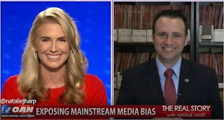 The Real Story - OAN RINO Rep. Loses Show with Curtis Houck