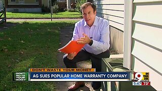 Attorney General sues Choice Home Warranty