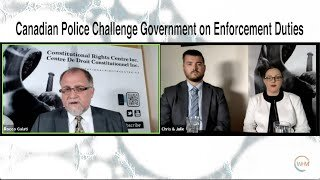 REPLAY- Police Challenge Press Conference