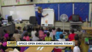 Detroit Public Schools Community District opening summer pop-up enrollment centers
