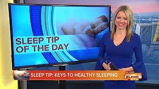 A Tip To Get Better Sleep!