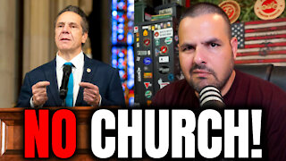 The REAL Reason Democrats Want You Away from Church!