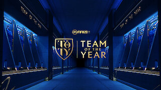 FIFA 20 TOTY REVEAL TRAILER