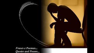 Ser humilhado por quem você ama, só resta as lágrimas e decepção... [Frases e Poemas]