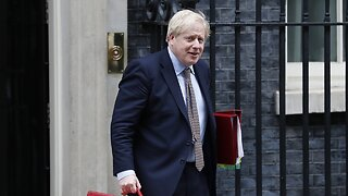 U.K. Prime Minister Boris Johnson Tests Positive For Coronavirus