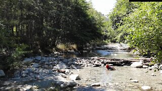 Summer Afternoon with the Family at Lytle Creek SoCal