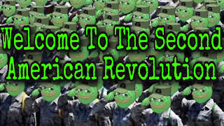 Welcome To The Second American Revolution Digital Soldiers! :coded:
