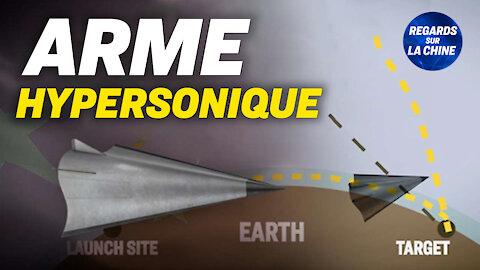 Les armes hypersoniques expliquées ; la vidéo d'une évasion de prison devient virale en Chine