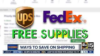 Save money every time you ship