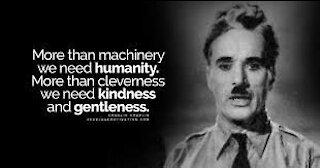 The Greatest Speech Ever Made - Charlie Chaplin