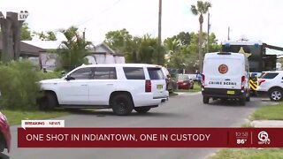 Martin County deputies investigate domestic-related shooting in Indiantown
