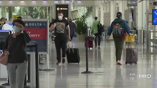 CDC is asking you not to travel for Thanksgiving if you can help it